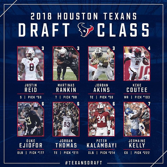I am a firm believer in good things comes to those who wait and evidently, the Houston Texans believe the ...