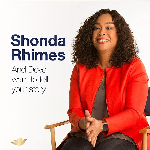"With Shonda Rhimes returning as Chief Storyteller, Dove Real Beauty Productions releases its first film of Season 2, ""An Hour ..."