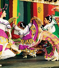 The Ballet Folklórico Mexico en La Piel from Cornelius will once again showcase traditional Mexican dances at the annual Cinco de Mayo Fiesta, opening Friday, May 4 and continuing through Sunday, May 6 on the downtown waterfront.