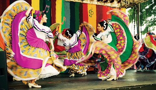 Enjoy live entertainment, authentic foods, carnival rides, family fun, and much more at Cinco de Mayo Fiesta, the largest multicultural ...