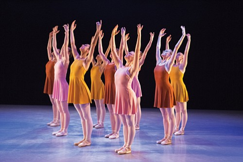 Advanced dancers from The Portland Ballet present a program of contemporary and classical pieces during two special concerts, Friday and Saturday, May 4-5 at 7:30 p.m. at Lincoln Performance Hall at Portland State University.
