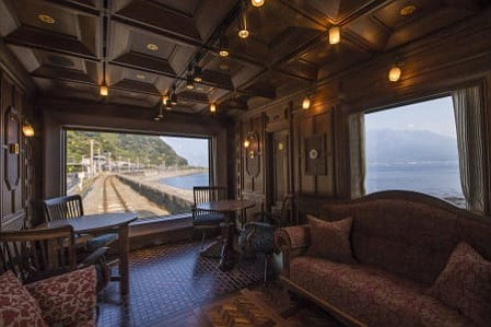 While Japan's bullet trains may be famed for their speed, there is a train in Japan that has garnered a ...