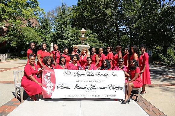 The Staten Island Alumnae Chapter of Delta Sigma Theta Sorority, Inc. is hosting a community discussion on the issue of ...