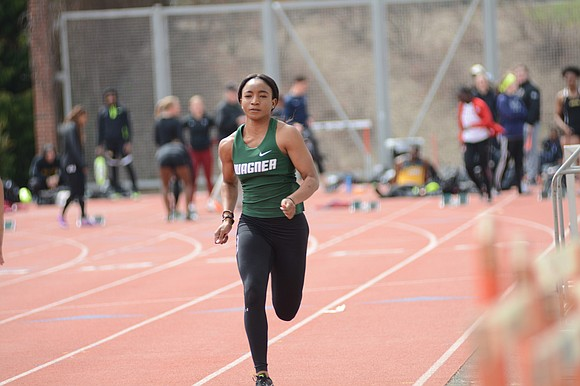 When sprinter Miracle Nwobu was searching for a college track program where she could continue to grow as an athlete ...