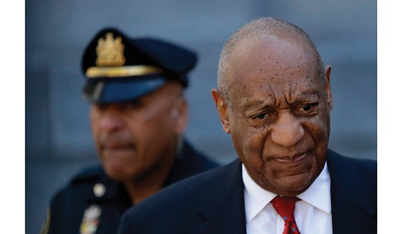Bill Cosby, used to the high life as one of America's biggest stars, likely will see his entourage of aides ...