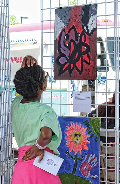 Into the art //