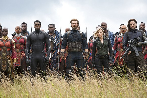 "After breaking opening weekend records, ""Avengers: Infinity War"" continued to dominate in its second weekend in theaters, but alternative programming ..."