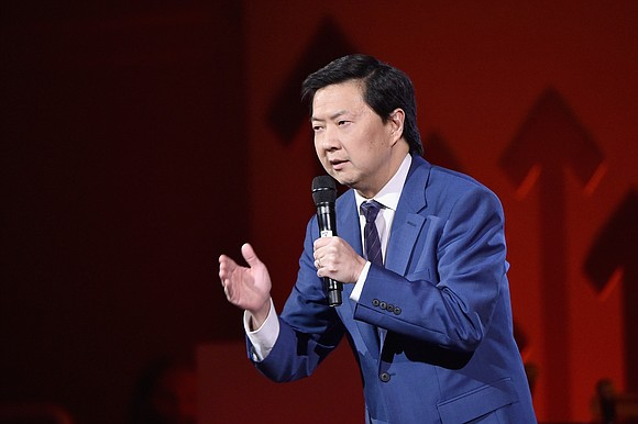 "Ken Jeong is still pinching himself over the success of ""Crazy Rich Asians."""