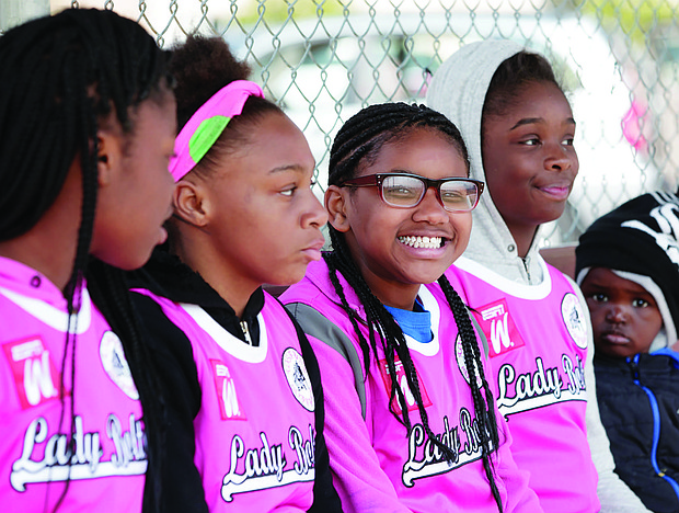 Lost Boyz Inc., a nonprofit in Chicago's South Shore neighborhood that uses baseball and softball