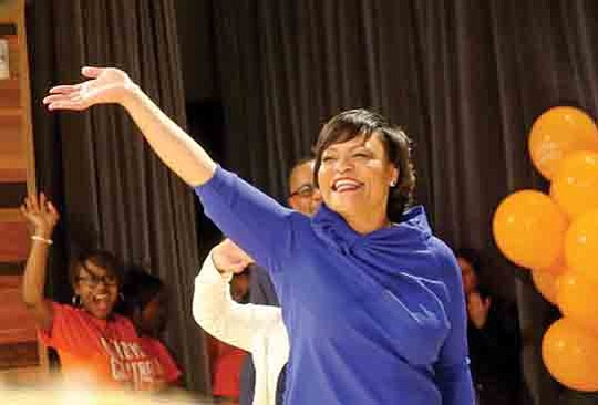 LaToya Cantrell was sworn in Monday (May 7) as the first Black female mayor of New Orleans,..