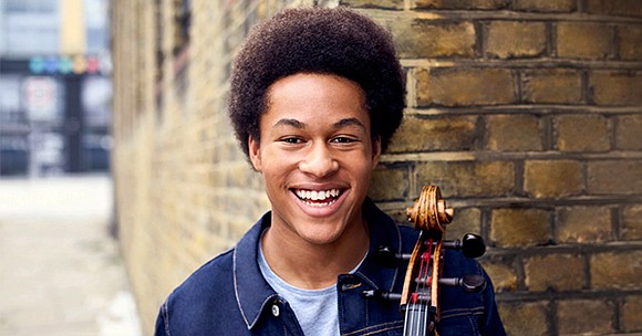 The Kensington Palace has announced that 19-year old cellist, Sheku Kanneh-Mason, is on the list of artists scheduled to perform ...