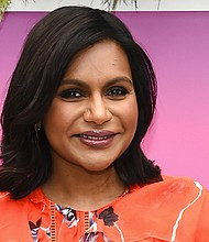 In this May 3, 2017, file photo, actress Mindy Kaling attends the Hulu 2017 Upfront Presentation at La Sirena in New York. (Photo by Evan Agostini/Invision/AP, File)