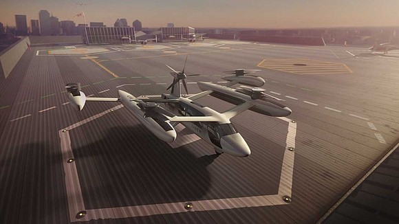 Your dream of riding in a flying car may be one step closer to reality. Uber and NASA announced on ...
