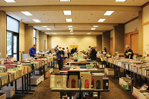 The first-ever spring book and media sale comes to the Beaverton City Library Main branch at 12375 S.W. Fifth St. , on Wednesday, May 9 through Sunday, May 13.