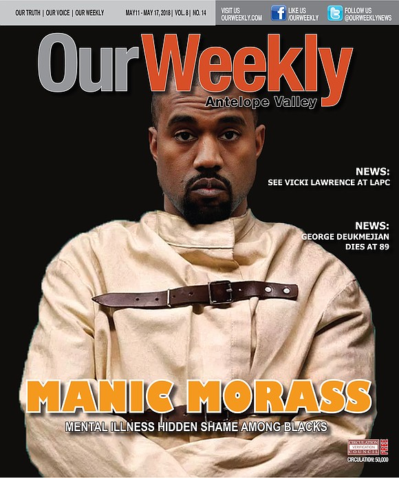 A couple of years ago, Kanye West's widely-covered nervous breakdown placed a brief spotlight..