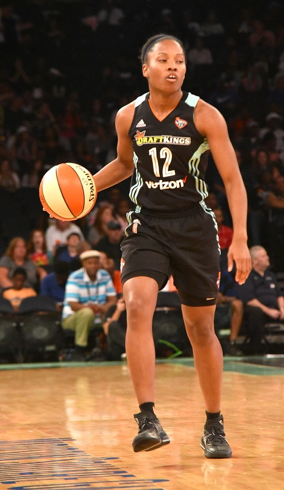 Monday night, the Liberty lost to the Dallas Wings 69-76. Tuesday, the Liberty prevailed over the Los Angeles Sparks 81-75.