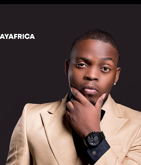 Olamide performing at the Amazura Concert Hall | New York
