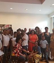 Sisters Building Sisters Mothers & Daughters event