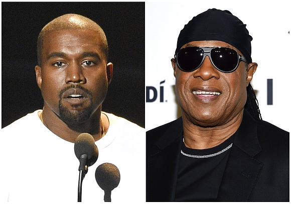 """Stevie Wonder has called out Kanye West for saying slavery is a choice, calling the idea """"foolishness"""" and likening it ..."""