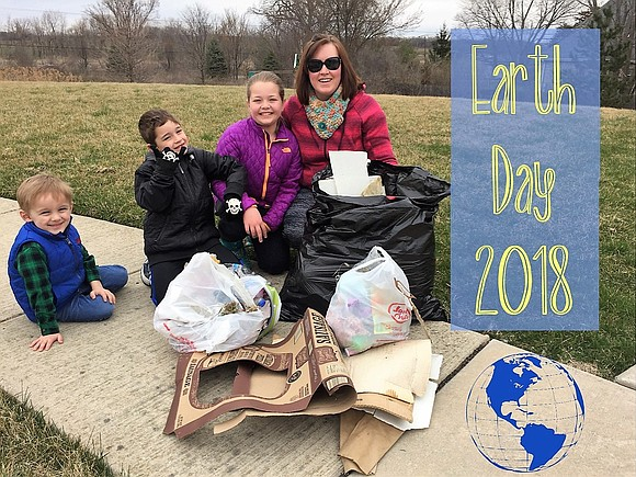 Troy science teacher Elisabeth VanderMeer recently issued her students and colleagues at William B. Orenic Intermediate School an Earth Day ...