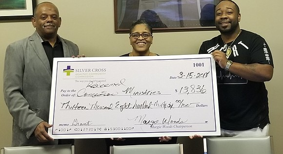 The Silver Cross Healthy Community Commission has been very busy the last few months, awarding $45,836 in grants to four ...