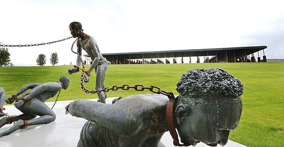 Tears and expressions of grief met the opening of the nation's first memorial to the victims of lynching Apr 26 ...