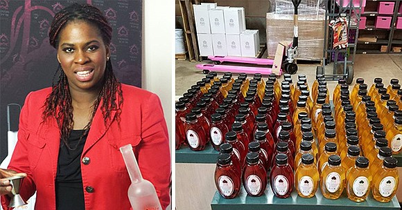 Vanessa Braxton is the owner and CEO of Black Momma Vodka, a company that offers various unique flavors of handcrafted, ...