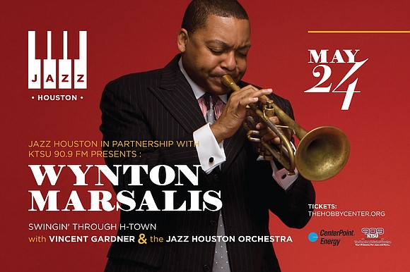 Grammy and Pulitzer Prize-winning trumpeter and composer, Wynton Marsalis will perform with the Jazz Houston Orchestra for one night only, ...