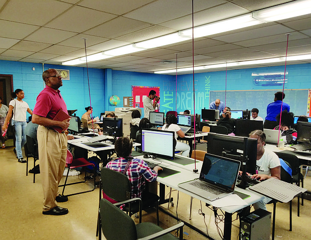 St. Agatha Catholic Parish in North Lawndale has found a way to repurpose the building that once housed the