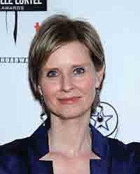 "Cynthia Nixon, one of the four actresses who was the center of the one time hit TV show ""Sex & ..."