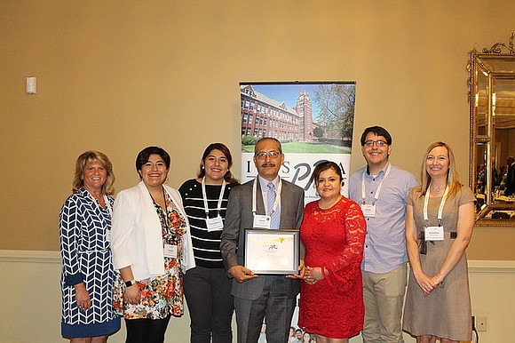 The Illinois chapter of the National School Public Relations Association (INSPRA) honored Juan J. Gloria among 37 public education individuals ...