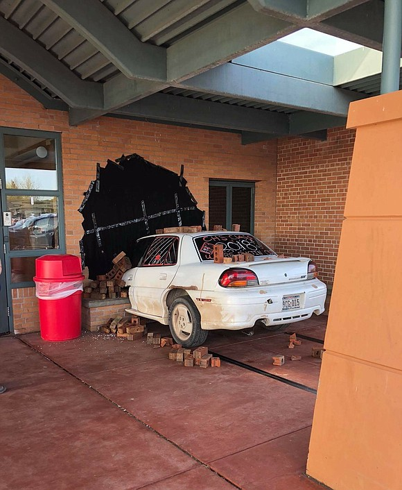 Seniors at a Wisconsin high school pulled off what police are calling one of the best senior pranks they've ever ...