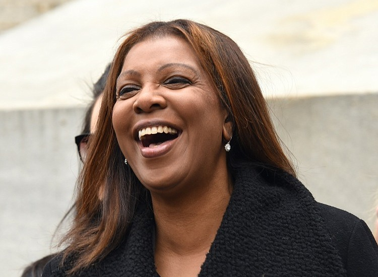 Tish James Announces Run For Attorney General