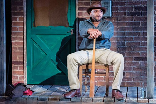 Portland Playhouse presents 'Fences' another August Wilson play with an amazing African-American narrative where the issues of mental health and ...