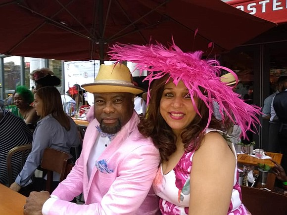 It was a day of pride and pageantry at the sixth annual Harlem Derby