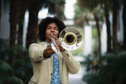 Javier Nero, a young jazz trombonist, composer and bandleader who grew up in Portland and Vancouver, is slated to record ...