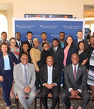 Columbia University HBCU Fellows