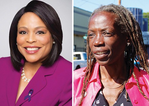 It's certain that Portland will seat its first black female City Council member next year as the two top candidates ...