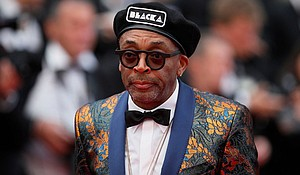 Spike Lee at 2018 Canne Film Festival (Photo by IAN LANGSDON/EPA-EFE/REX/Shutterstock)