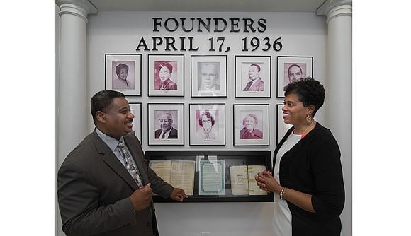 Amid the recovery from the Great Depression, 10 African-American Richmond educators organized a new credit union for teachers in the ...