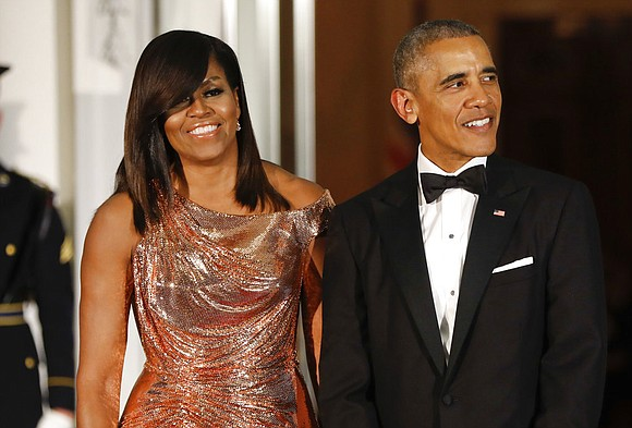 Barack and Michelle Obama are getting into the television business with Monday's announcement that they had signed a multi-year deal ...
