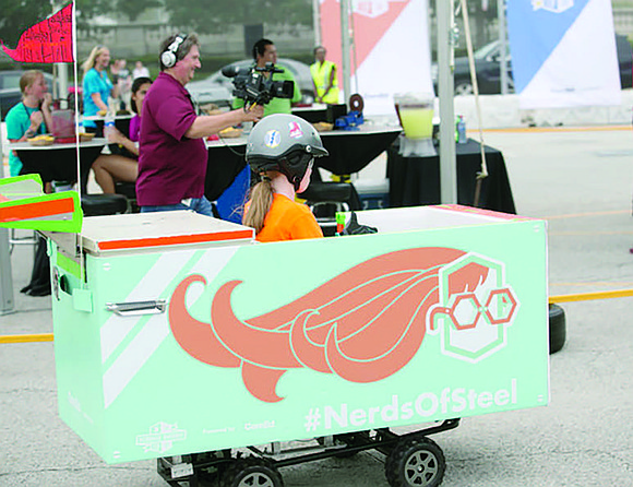 Applications are now being accepted for ComEd's fifth annual Icebox Derby, a competition that takes place over the summer and ...