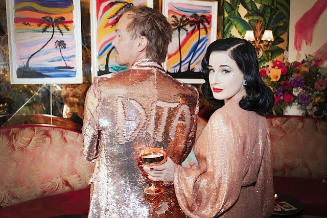 e209666bb421d Burlesque Icon Dita Von Teese Touts Her Own Brand of Feminism ...