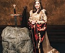 Jessica Schear as Queen Isabella