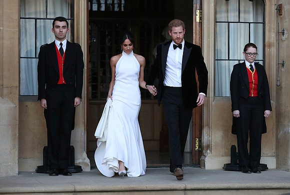 The world watched as Prince Harry, Duke of Sussex, married Meghan Markle, a biracial American actress and women's activist for ...