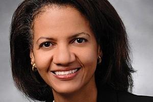 New Macy's Chief Financial Officer Paula A. Price (photo via theshelbyreport.com)