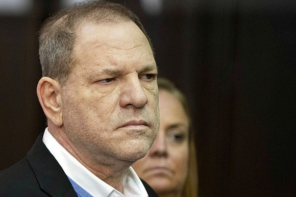It was the moment the #MeToo movement had been waiting for: Harvey Weinstein in handcuffs.