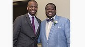 "Former South Carolina legislator Bakari T. Sellers, keynote speaker for the Richmond Branch NAACP 100th Anniversary Freedom Fund Gala last week, and branch President James E. ""J.J."" Minor III agree that the NAACP is needed now more than ever."