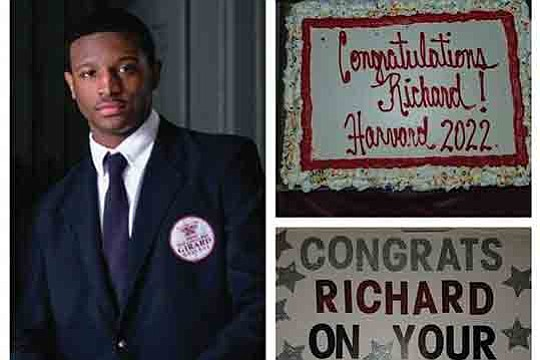 Richard Jenkins, ironically once nicknamed Harvard, is headed to the prestigious..