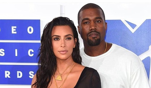 Kim Kardashian West is defending her husband after drama unfolded this weekend over a charity he founded.